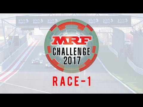 MRF Challenge - Race1