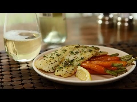 How to Make Pan-Seared Tilapia | Tilapia Recipes | Allrecipes.com