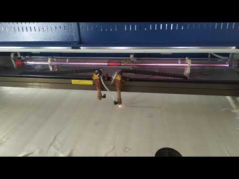 co2 laser cutting machine for leather