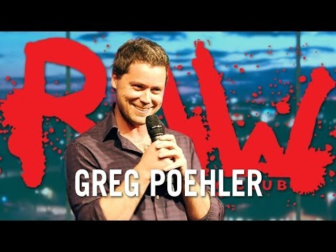 Greg Poehler  RAW COMEDY