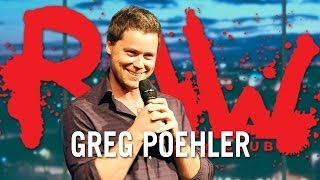 Greg Poehler | RAW COMEDY