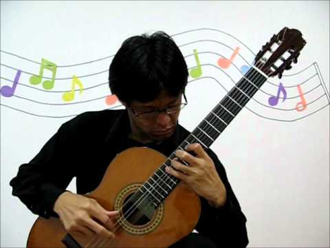 Heitor Villa-Lobos - Etude 12