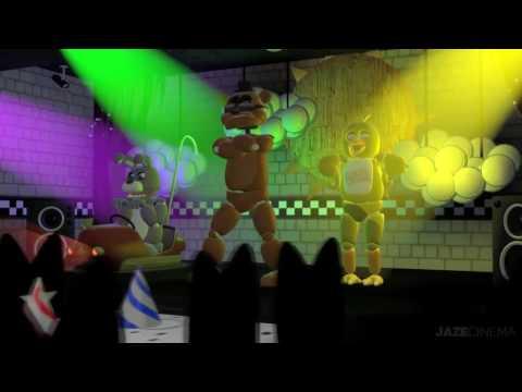 Игры майнкрафт с Мишкой Фредди онлайн, играть 5 ночей с