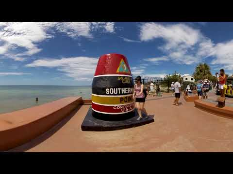 Southernmost Point Of Continental U.S. In 360 Degrees