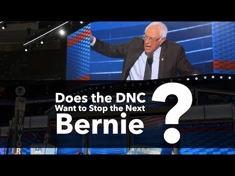 Does the DNC Want to Stop the Next Bernie?