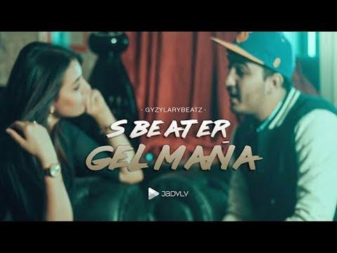 S Beater - Gel Maňa