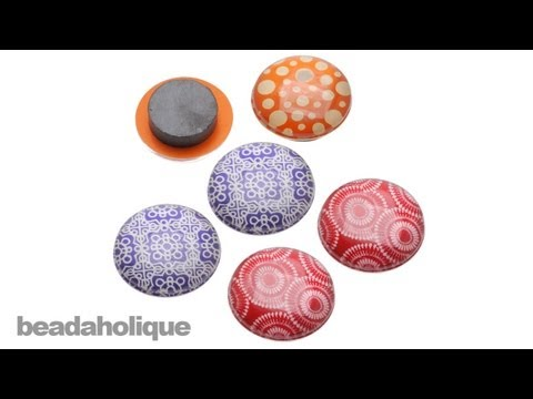 How to Use Epoxy Stickers, Glass Domes, and Resin with Lillypilly Aluminum Stamping Blanks