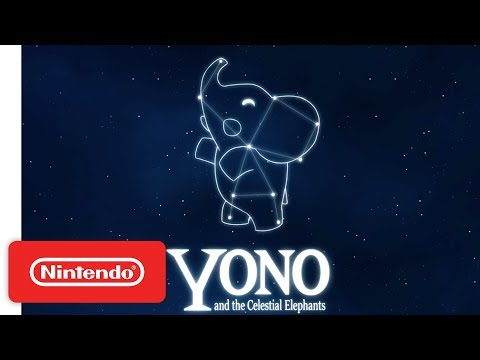 Yono and the Celestial Elephants: PAX West Trailer - Nintendo Switch