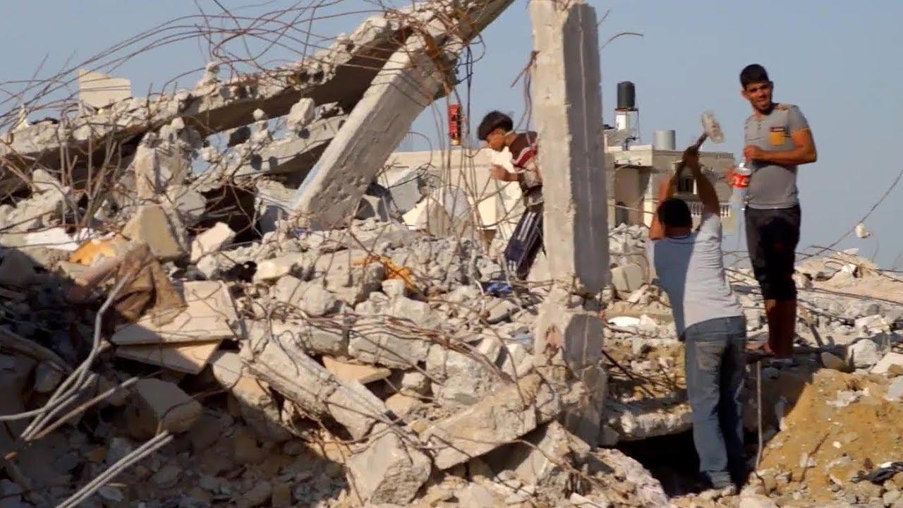 Mein Gaza - Leben im größten Gefängnis der Welt (Doku ...