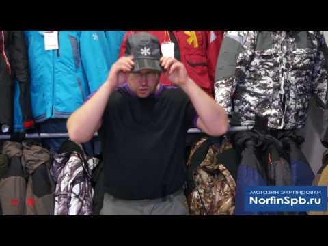 Видеообзор бейсболки Norfin Compact