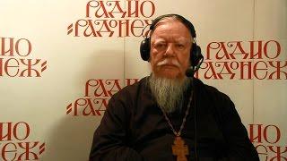 Радио «Радонеж». Протоиерей Димитрий Смирнов. Видеозапись прямого эфира от 2016.02.27