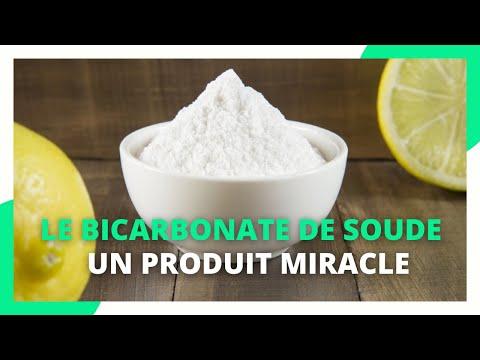 Le bicarbonate de soude : un produit miracle !
