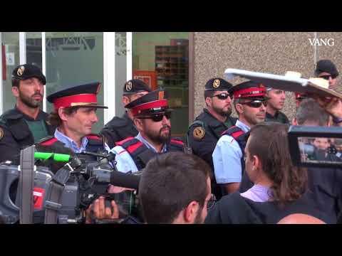 La Guardia Civil registra las dependencias de Unipost en Terrassa
