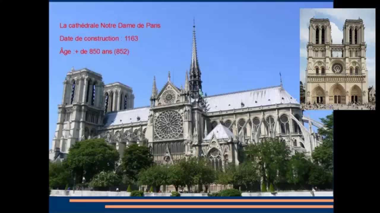 Les monuments de paris youtube for Les photos de paris