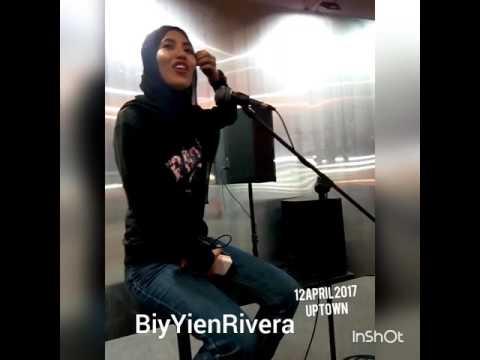 Slam-Bukan niat membalas derita - Biyy Yieen Rivera cover