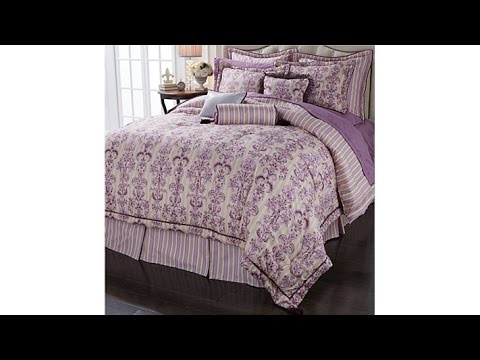 Highgate Manor Portofino 9piece Reversible Comforter Set