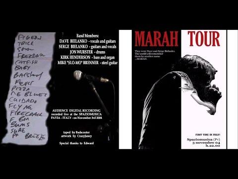 Marah - Live @SpazioMusica (part 2) (Pavia 2004)
