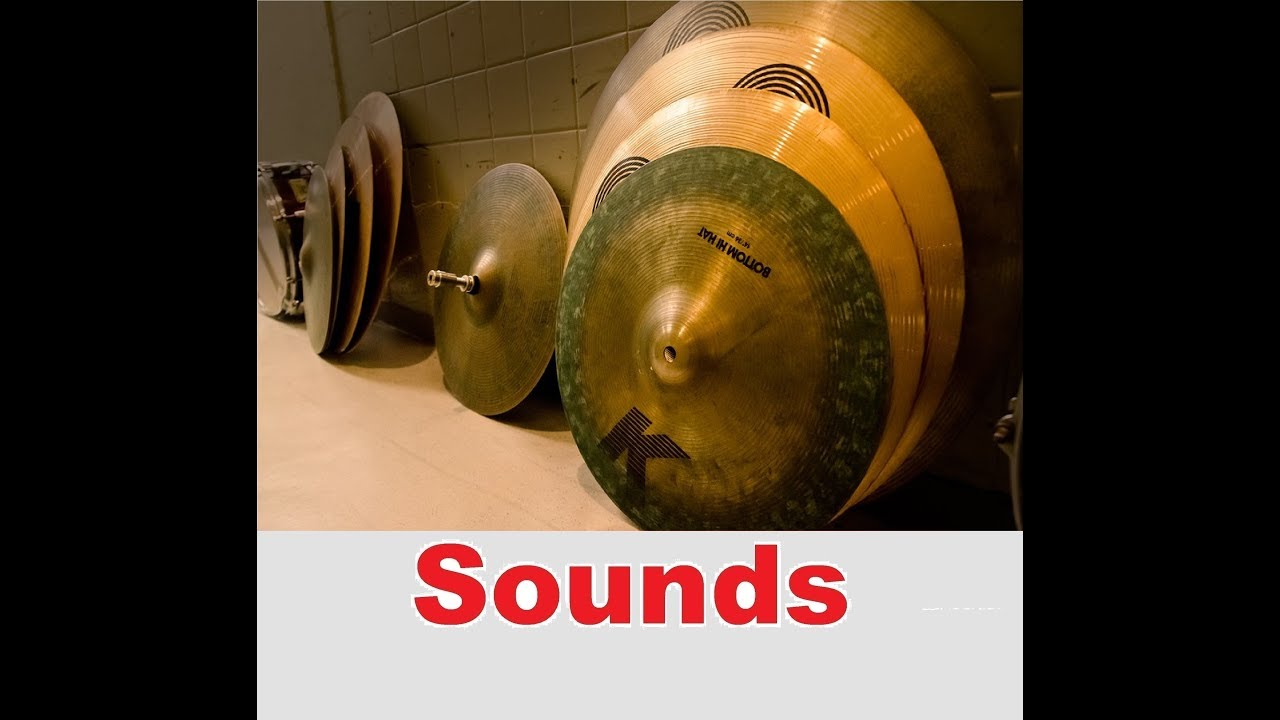 cymbal sound effects all sounds youtube. Black Bedroom Furniture Sets. Home Design Ideas