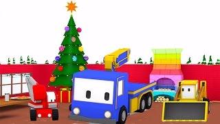 Świąteczne Przygotowania - Ucz się z Małymi Samochodzikami | Święta SPECIAL