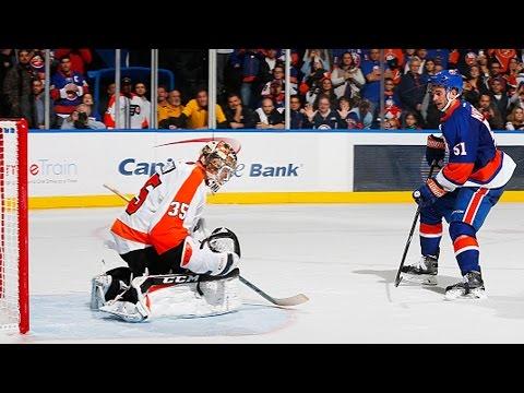 Shootout: Flyers vs Islanders