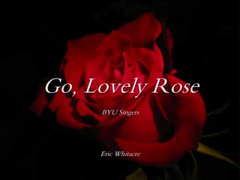 Go Lovely Rose, Eric Whitacre