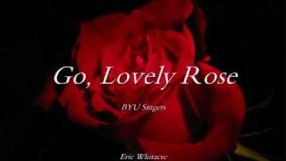 Watch Eric Whitacre Go Lovely Rose video