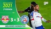 RB Bragantino 3 x 3 Bahia - Brasileirão Série A - Rádio Sociedade - YouTube