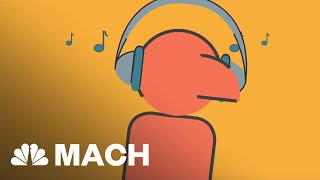Your New Favorite Song Has Been Chosen By An Algorithm | Mach | NBC News