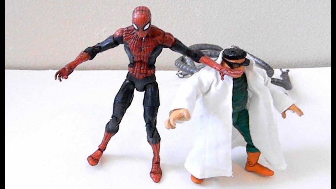 Spiderman Classics DOCTOR OCTOPUS Figure Marvel Legends New TOYBIZ
