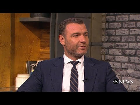 Liev Schreiber on 'Popcorn With Peter Travers'