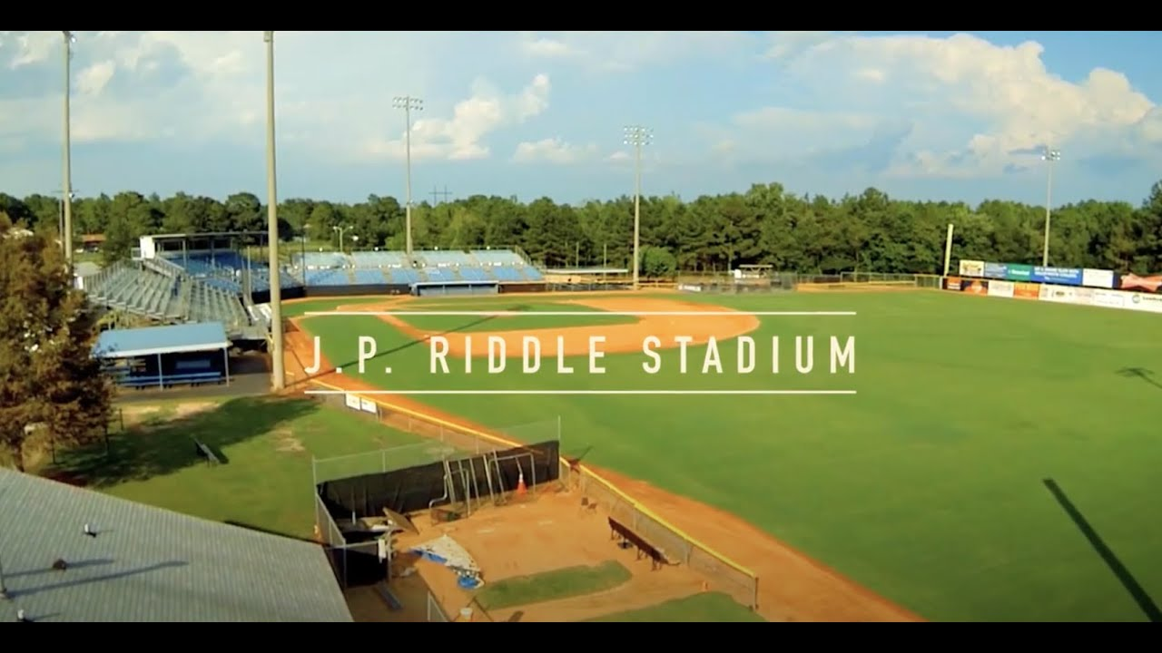 Ford Fayetteville Nc >> J P Riddle Stadium - YouTube