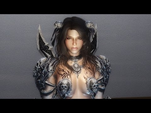 Skyrim: KS Hairdos - 400 (4K) - YouTube