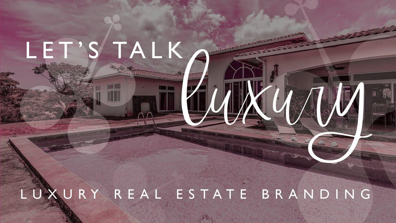 Let's Talk Luxury!