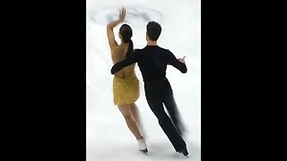 Tessa Virtue Scott Moir Temptation Rhumba Samba
