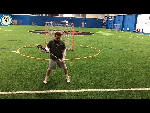 Millon Lacrosse Tip of the Month - The Split Dodge