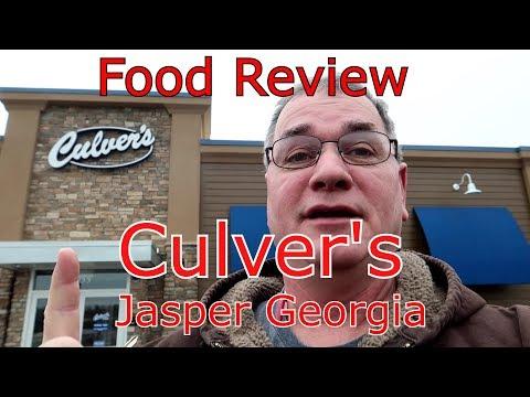 Culver's Of Jasper Georgia Food Review Joe Is Hungry