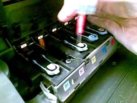 Hp 5000 5500 Designjet Printer Keeps Asking To Replace