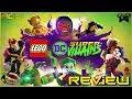 """LEGO DC Super-Villains Review """"Buy, Wait for Sale, Rent, Never Touch?"""""""