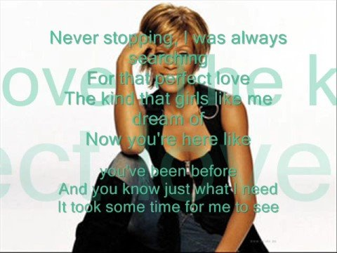 You give good love w/lyrics