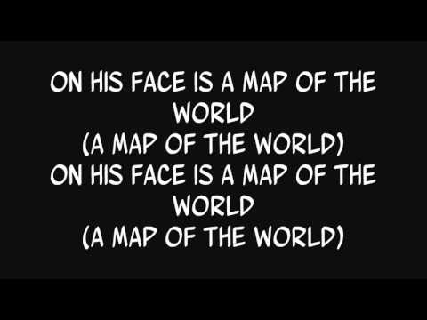 30 Seconds To Mars Map Of The World.30 Seconds To Mars From Yesterday Lyrics Youtube