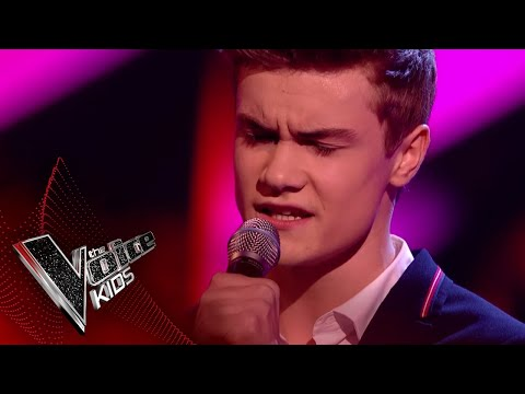 Will Performs 'Thinkin' Bout You': The Semi Final | The Voice Kids UK 2018