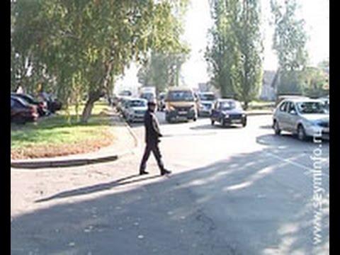 На улицах Курска прошла акция «Белая трость»