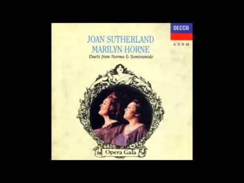 Marilyn Horne & Joan Sutherland - Duets from Norma and Semiramide. N. 1 - 13.