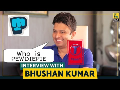 Finally T-Series REACT to PEWDIEPIE | T series vs Pewdiepie |Exclusive interview of Tseries #Tseries