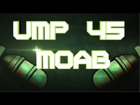 MOAB RUSH TDM (UMP45) - 2.32m