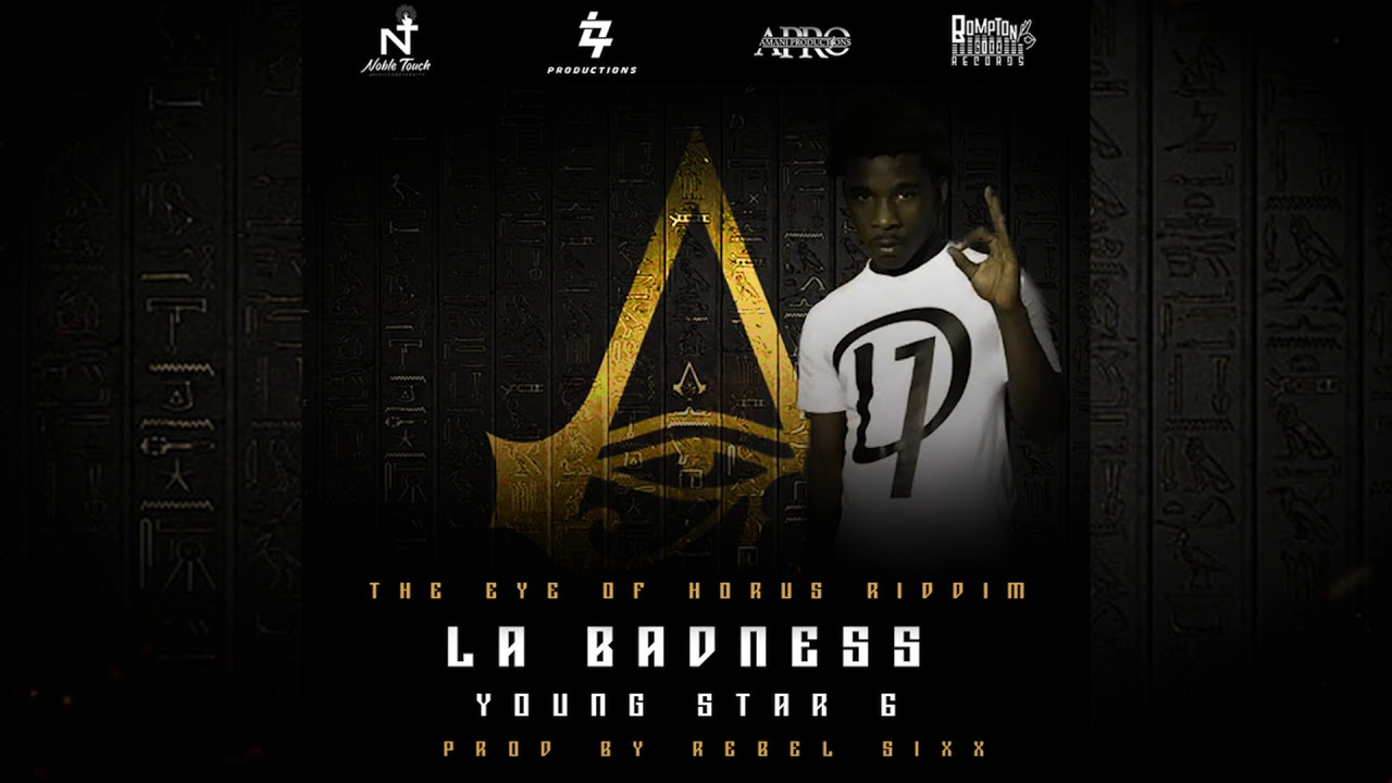 Download Young Star 6ix - La Badness (Official Audio)