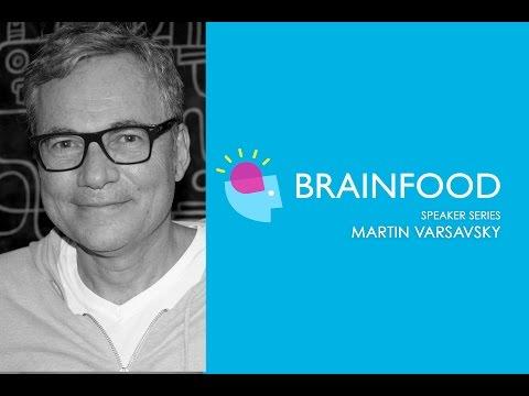Brainfood: Martin Varsavsky on funding startups