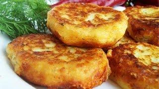 Оладьи с сыром рецепт