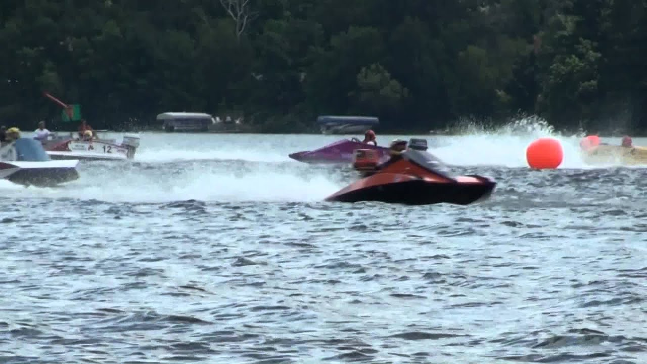 GT Pro Class Powerboat Racing