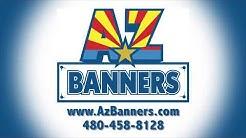 Fast Custom Banners & Signs | Phoenix, Scottsdale, Tempe, Mesa, Chandler AZ